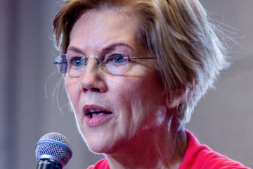 Elizabeth Warren, Break Up Big Tech